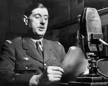 Charles de Gaulle – biogram.