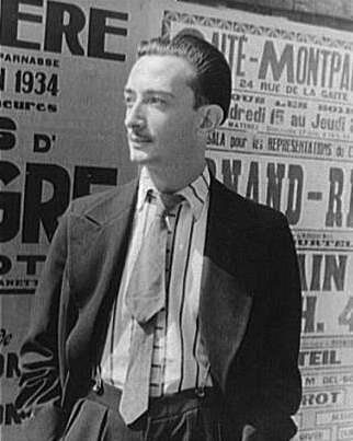 Salvador Dali – biogram