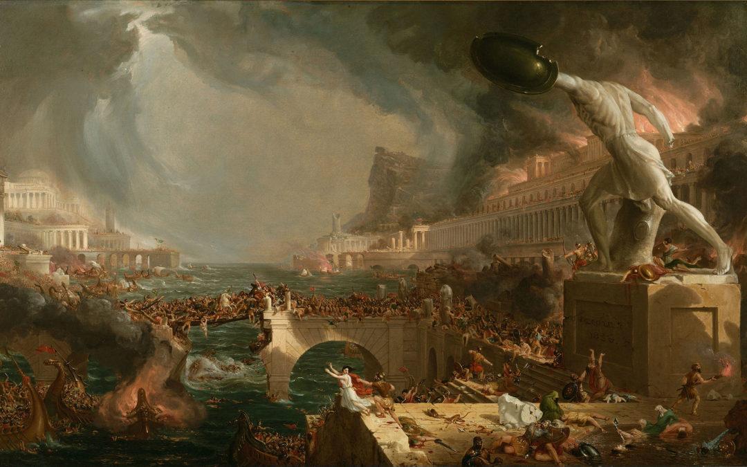 Kryzys współczesnego człowieka cywilizacji zachodniej